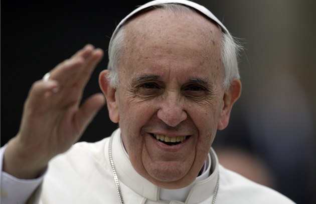 Papež František vyhlásil na 7. září den postu a modliteb za mír v Sýrii